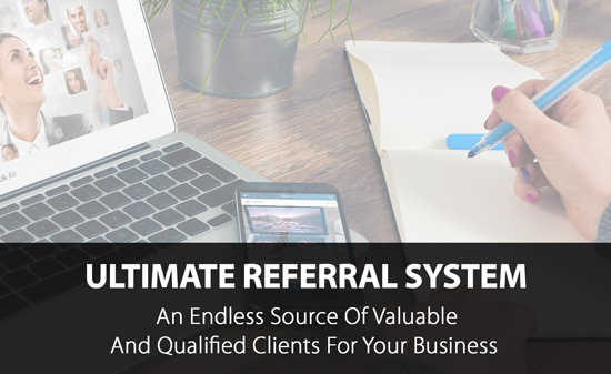Ultimate Referral System